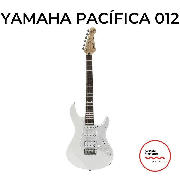 yamaha pacifica 012 guitarra