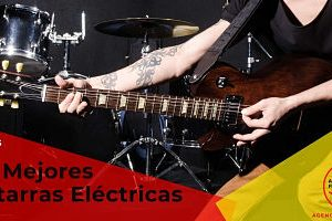 Las mejores guitarras eléctricas
