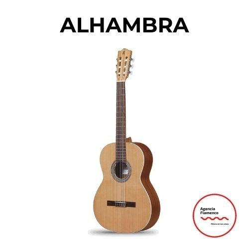 5 Guitarra Clásica Española Alhambra Z-Nature