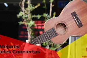 Los mejores ukeleles concierto