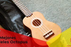 Los mejores ukeleles octopus