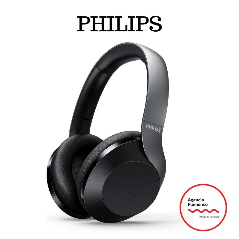 5 Philips PH805BK/00 - Auriculares Inalámbricos