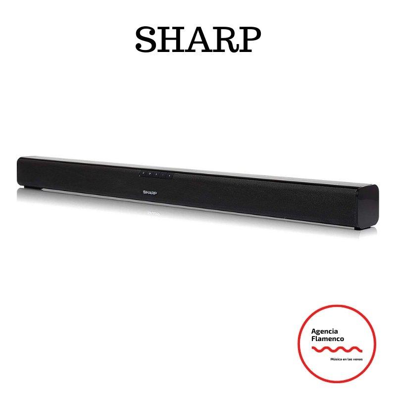 1 Barra de sonido Sharp