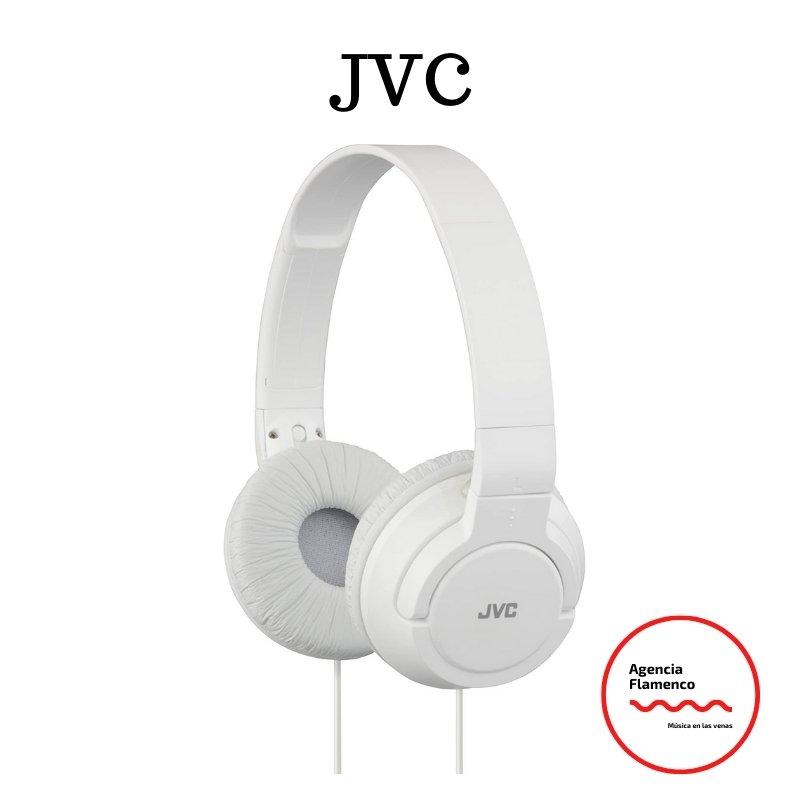 cascos de musica jvc