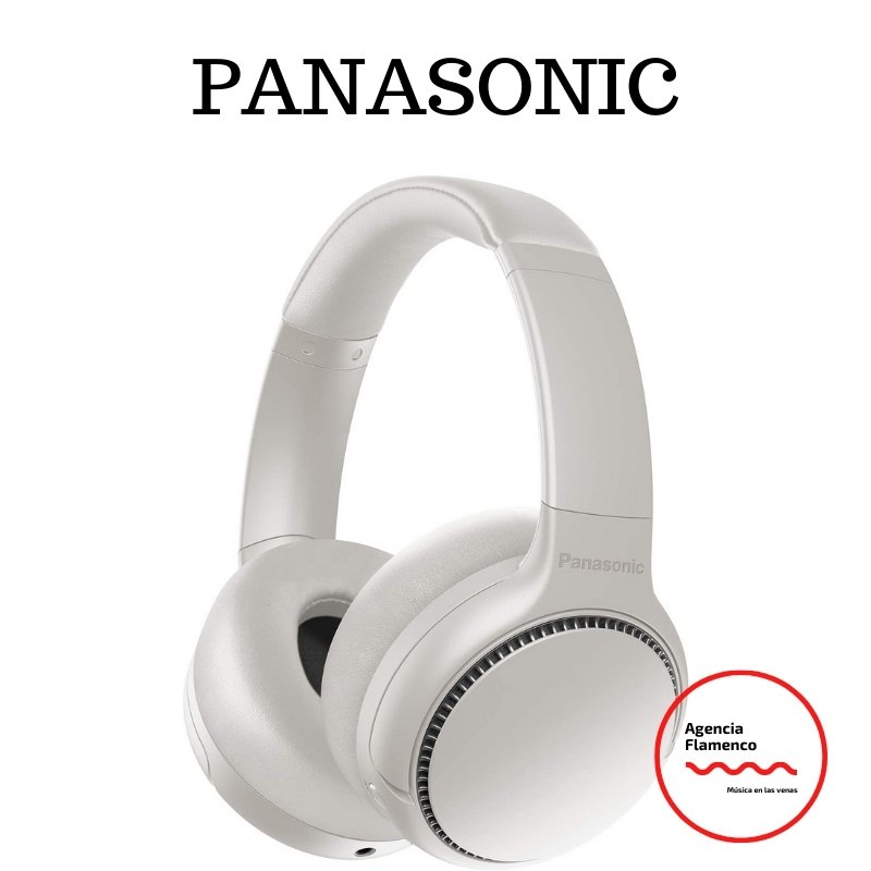 5. Panasonic RB-M700BE-C - Auriculares inalámbricos Bluetooth