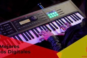 Los mejores pianos electricos – digitales