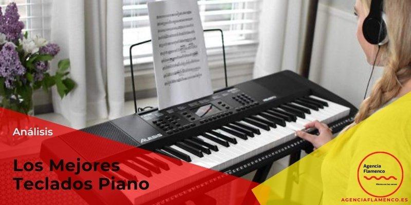 los mejores teclados piano