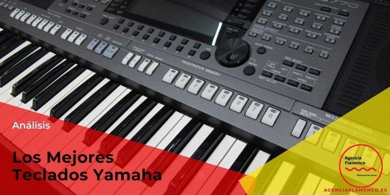 los mejores teclados yamaha