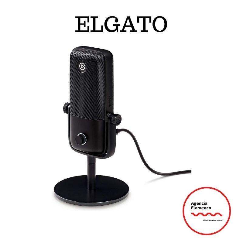 3 Microfono El Gato