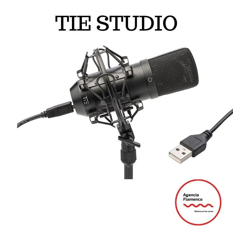 2 Microfono Tie Studio
