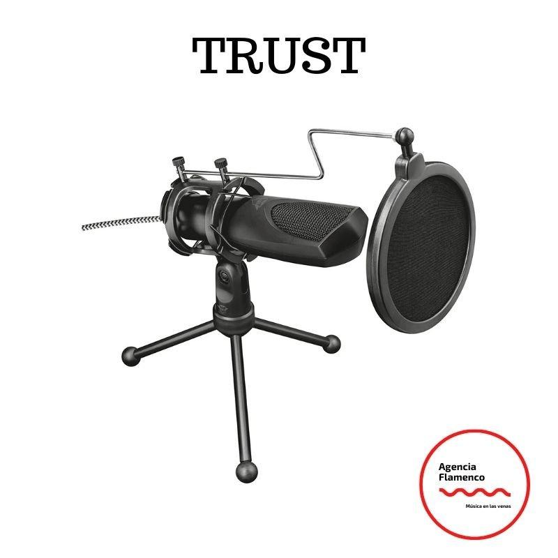 4 Micrófono Trust