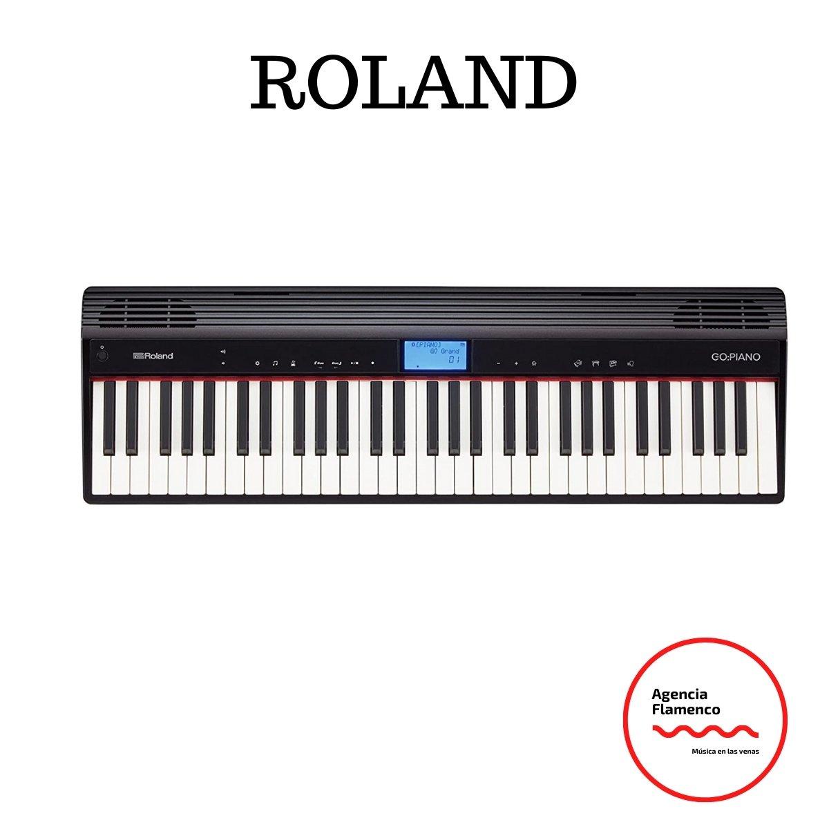 5. Roland Go-61P Digital Piano