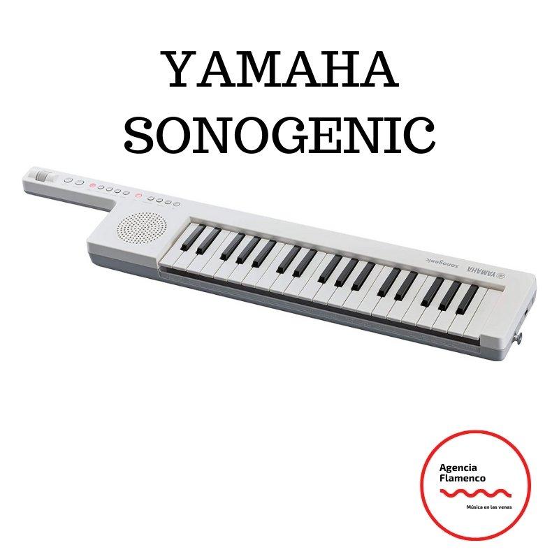 2. YAMAHA Sonogenic SHS-300 keytar