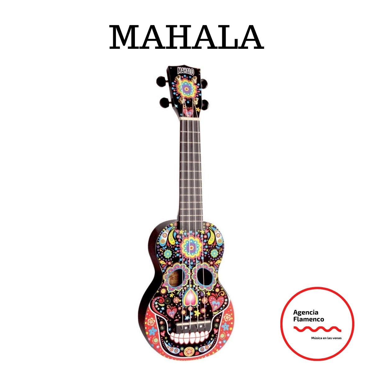 3 Mahala Ukuleles Art Series
