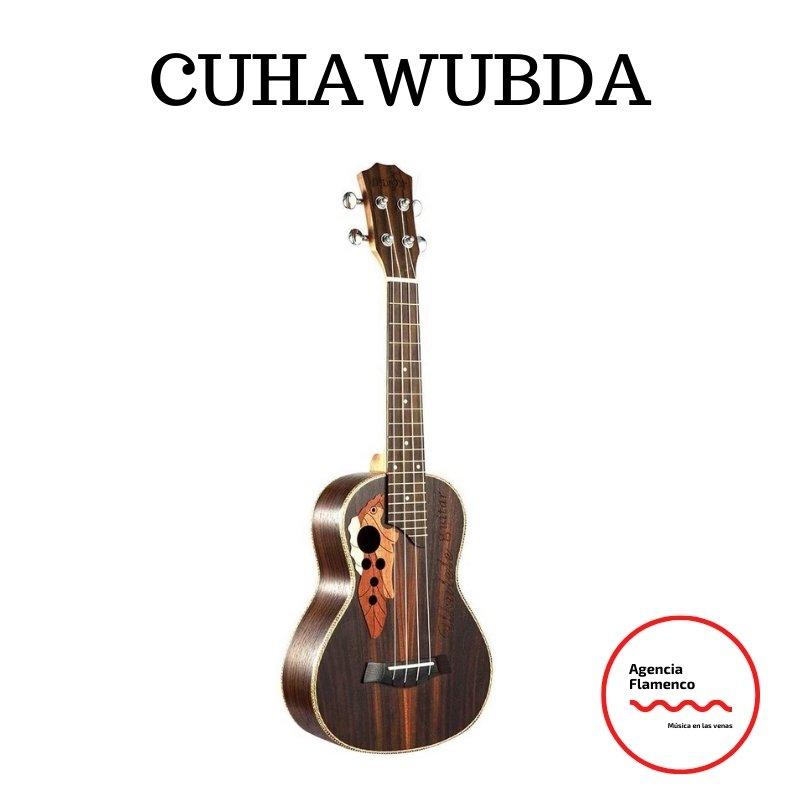 3 Ukelele Concierto Cuhawubda