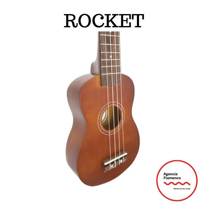 ukelele soprano rocket