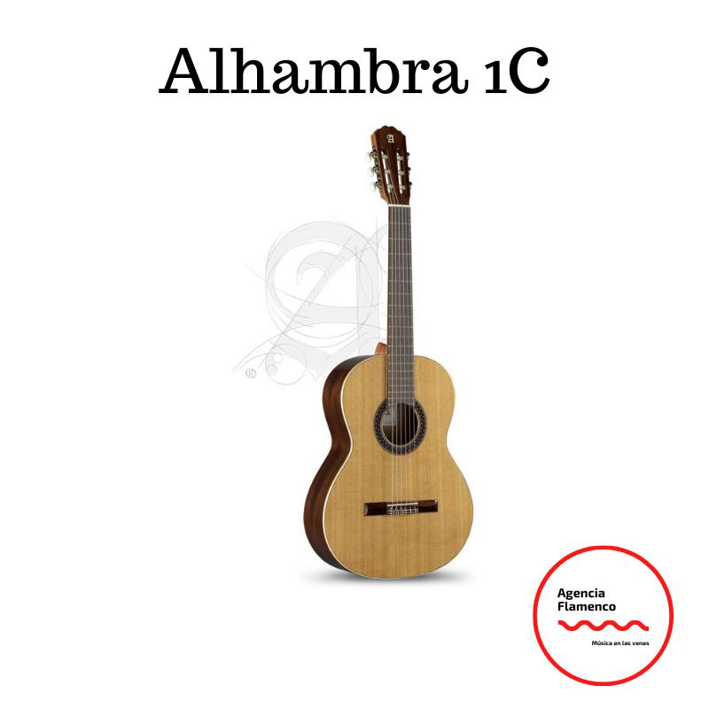 3. Guitarra Alhambra 1C
