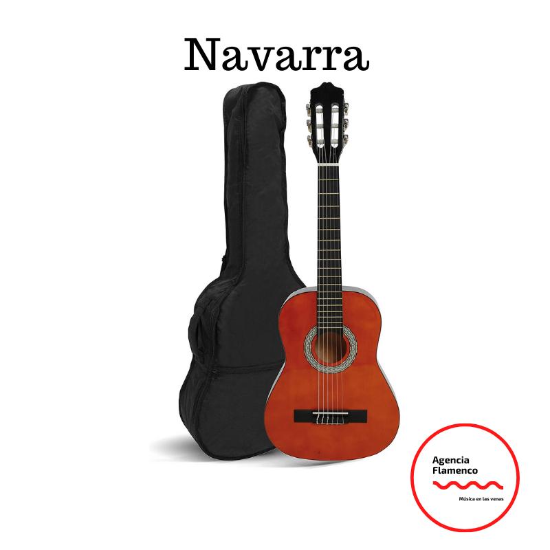 1. Navarra NV11  Guitarra flamenca