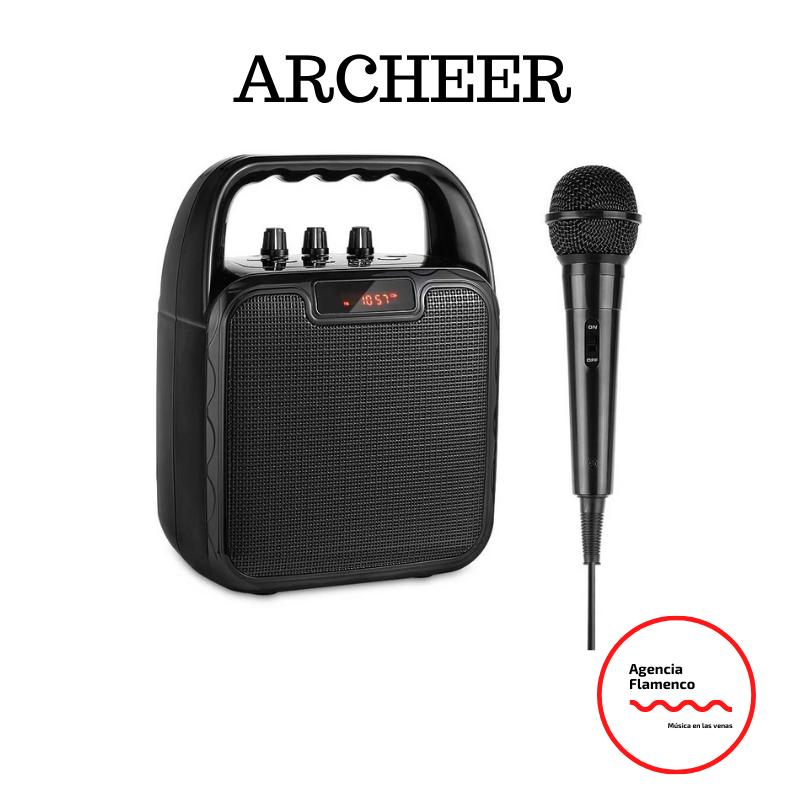 1. Altavoz de voz Archeer