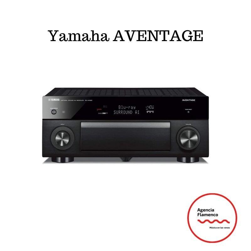 1. Yamaha AVENTAGE RX-A1080