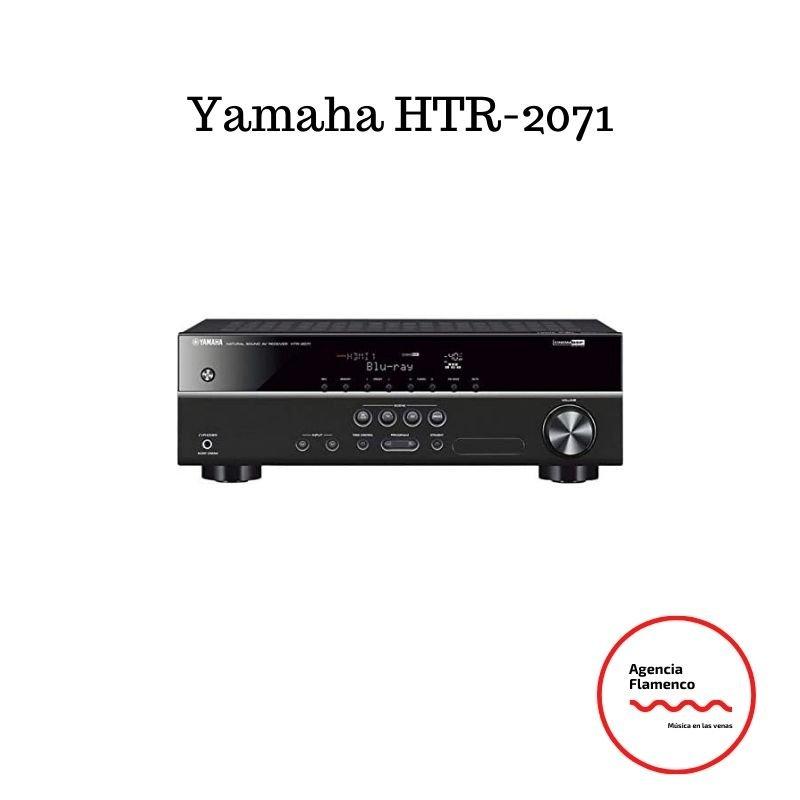 3. Yamaha HTR-2071 5.1