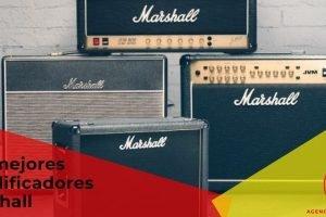 Los mejores Amplificadores Marshall