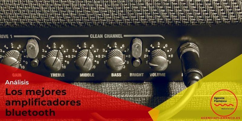 Las Mejores  Amplificadores bluetooth
