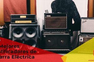 Los mejores amplificadores de guitarra eléctrica