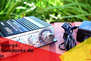 Los mejores amplificadores de sonido