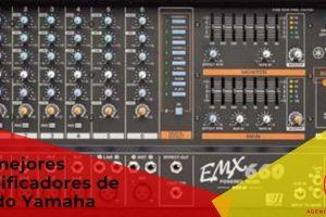 Los mejores Amplificadores de sonido Yamaha