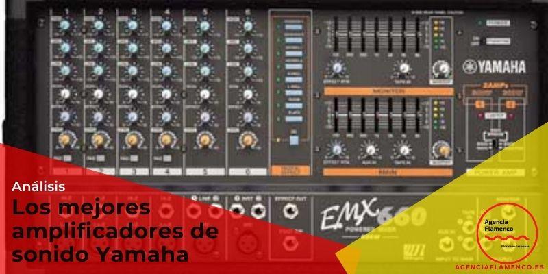 Las Mejores Amplificadores de sonido Yamaha