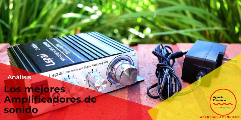 Las Mejores Amplificadores de sonido