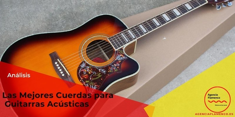 Las Mejores Cuerdas para Guitarras Acústicas
