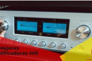 Los mejores amplificadores hifi