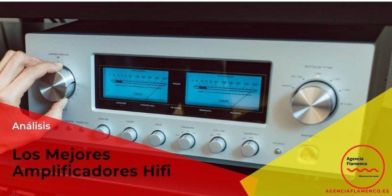 Las mejores amplificadores HIFI