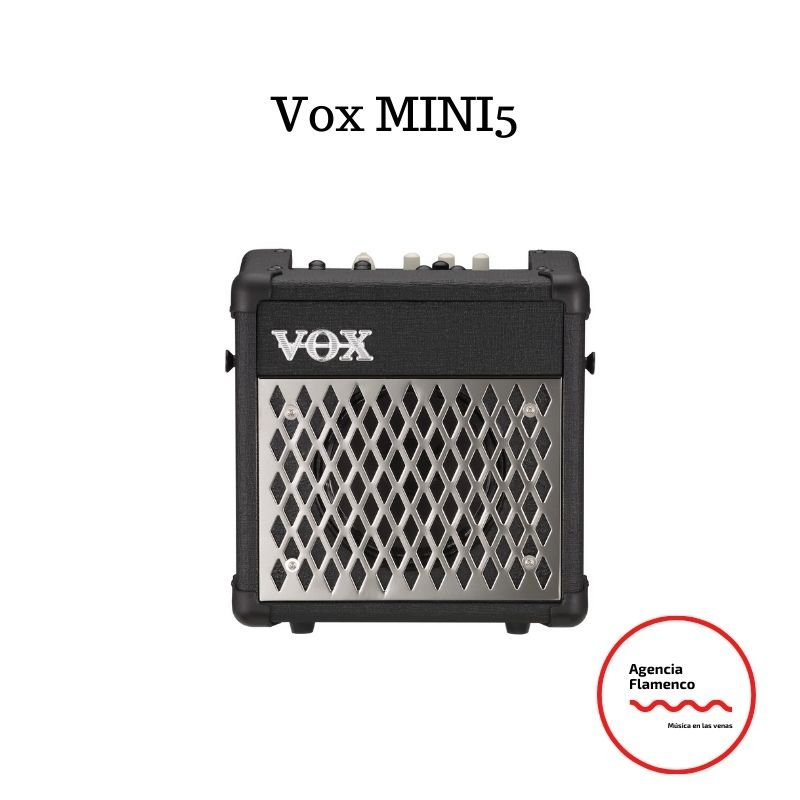 5. Vox MINI5 Rhythm - Amplificadores combo