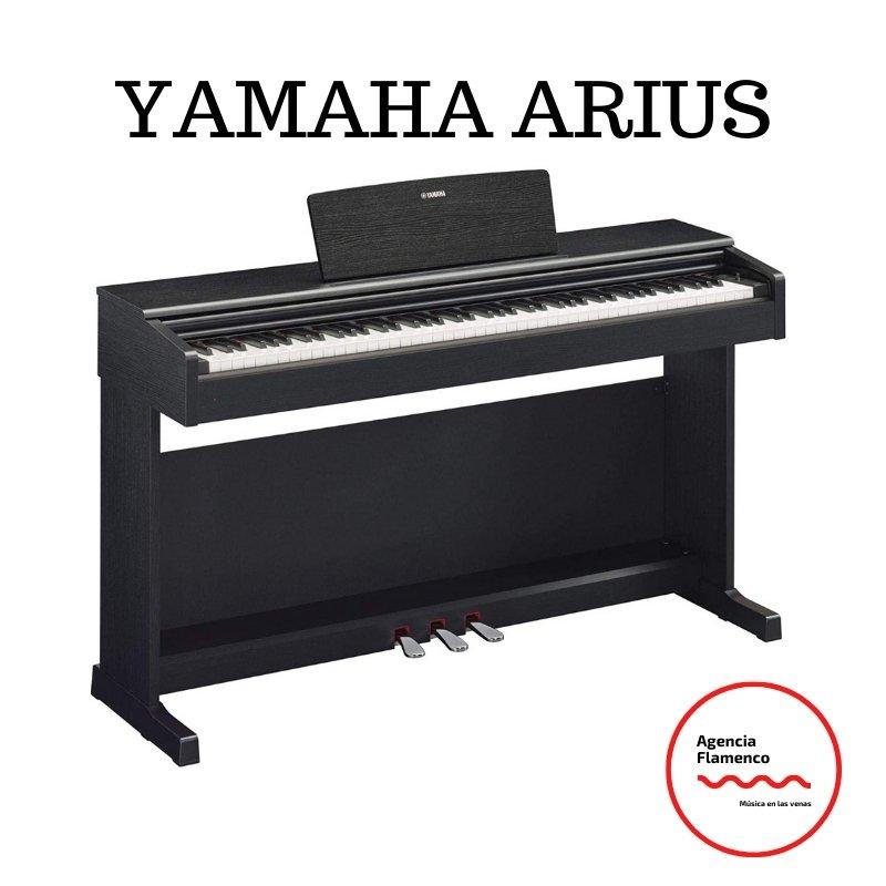 1. Yamaha Arius YDP-144 - Piano digital clásico