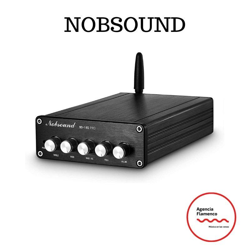 amplificador de bluetooth nobsound