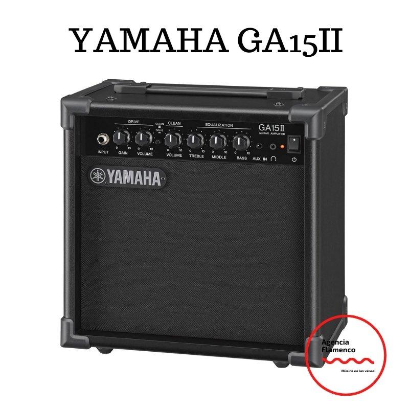 amplificador de guitarra electrica yamaha ga15ii
