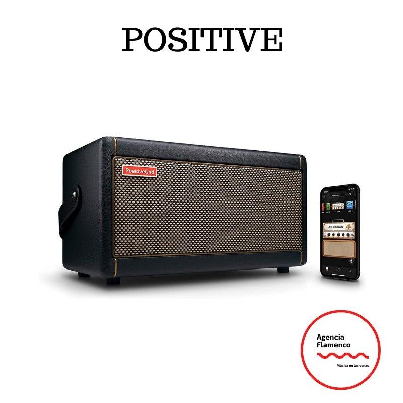 4. Amplificador de guitarra Positive Grid Spark 40 vatios