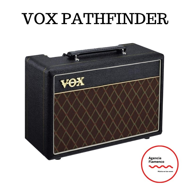 5. Vox Pathfinder 10 - Amplificadores combo