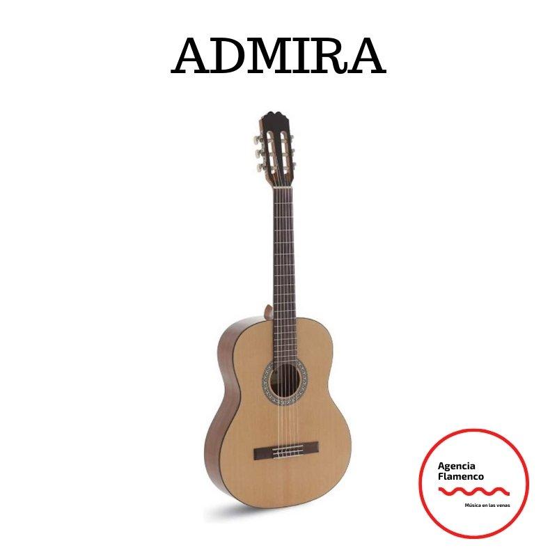 2. Guitarra clásica Admira Alba iniciación