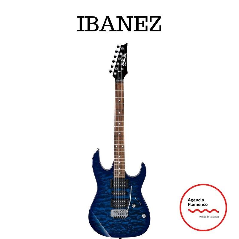 5. Ibanez Guitarra Económica Moderna Eléctrica