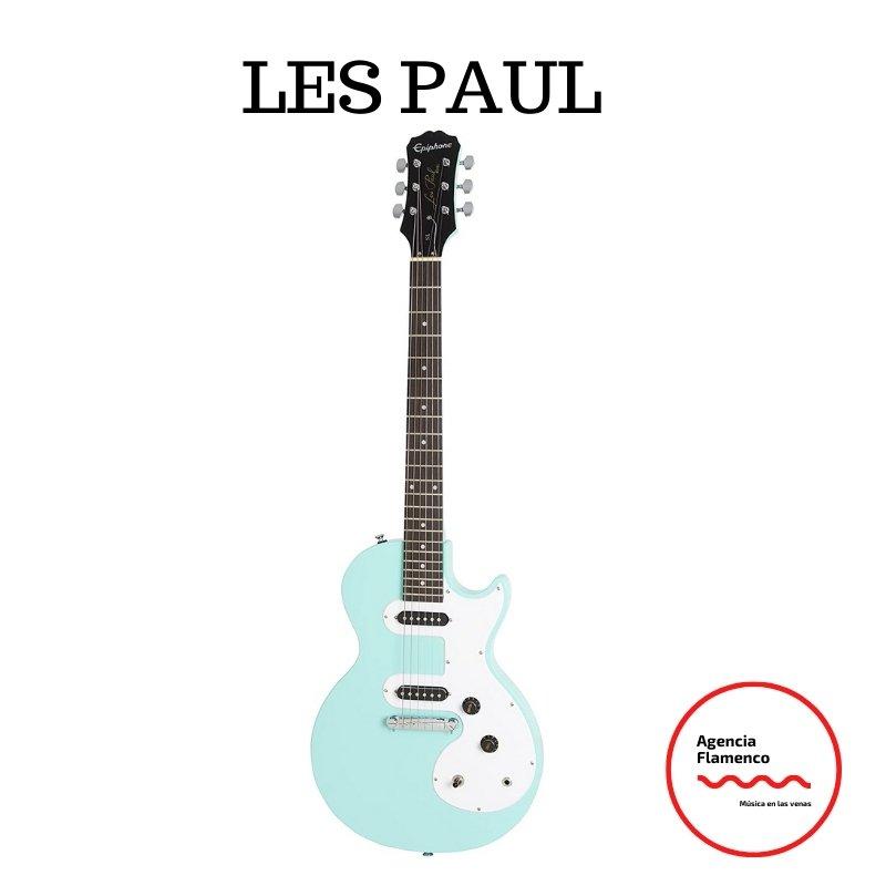 3. Guitarra eléctrica para niños Epiphone Les Paul