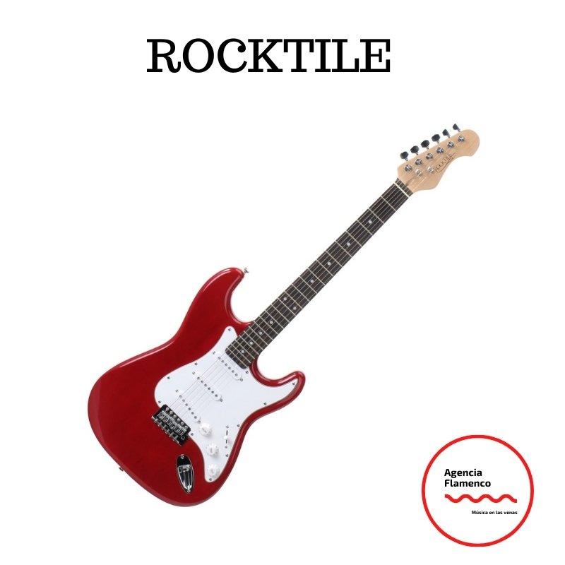 guitarra eléctrica para principiantes rocktile