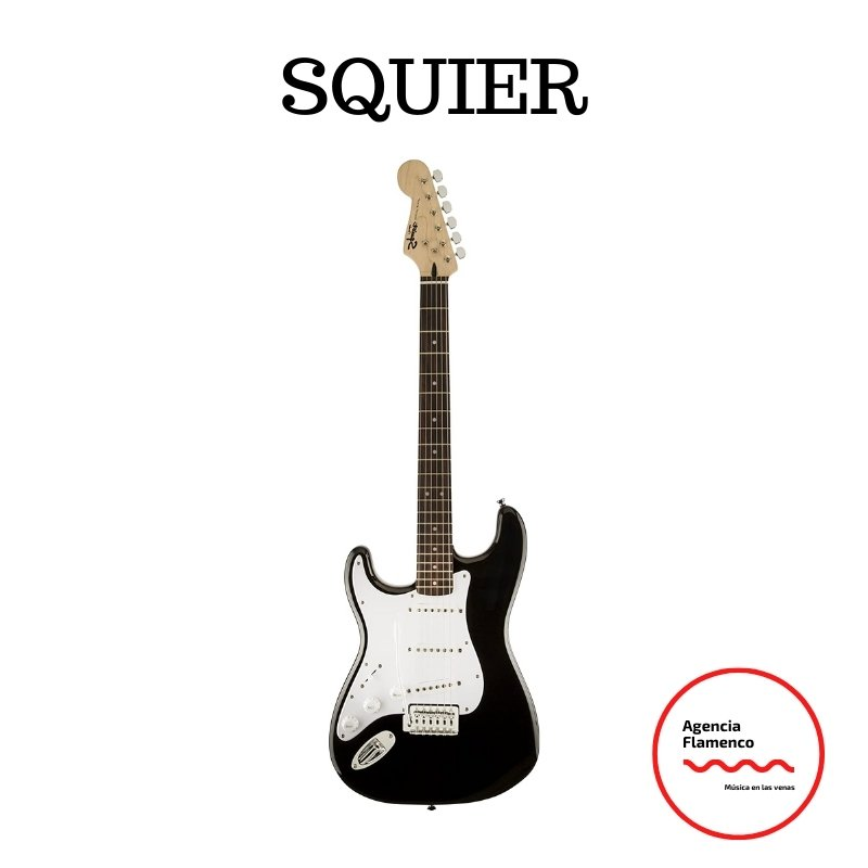 4. Squier by Fender Guitarra Barata Eléctrica