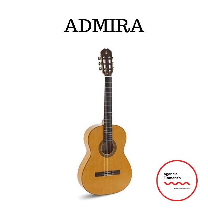 """5. Guitarra Flamenca""""ADMIRA"""" Triana"""