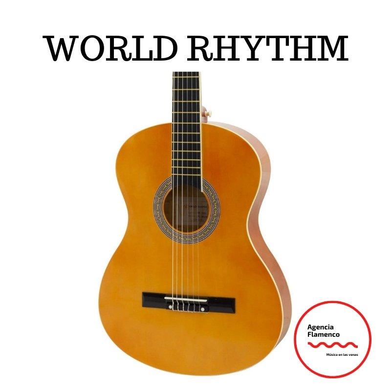 3. World Rhythm Guitarra flamenca