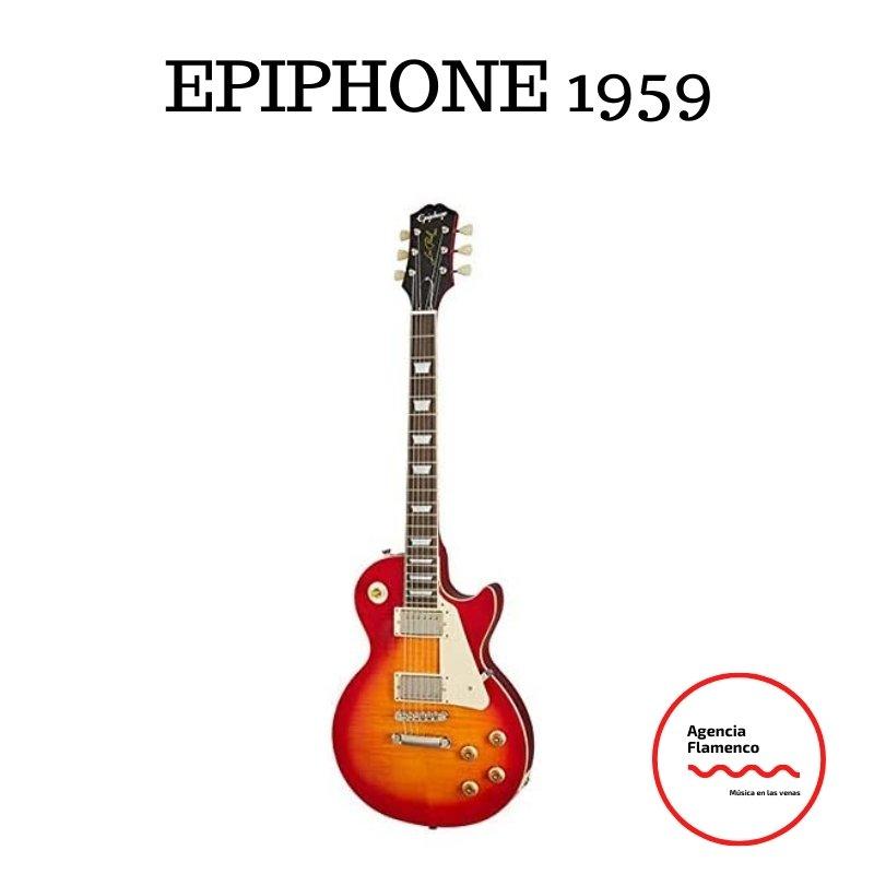 3. Gibson Epiphone guitarra eléctrica