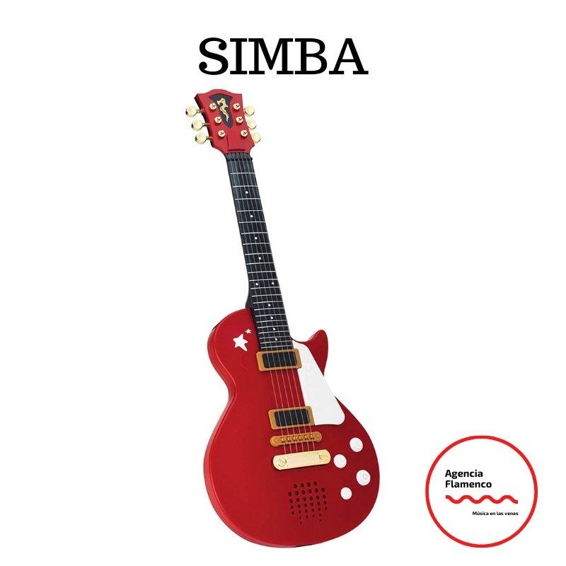 1. Simba Toys guitarra para niños